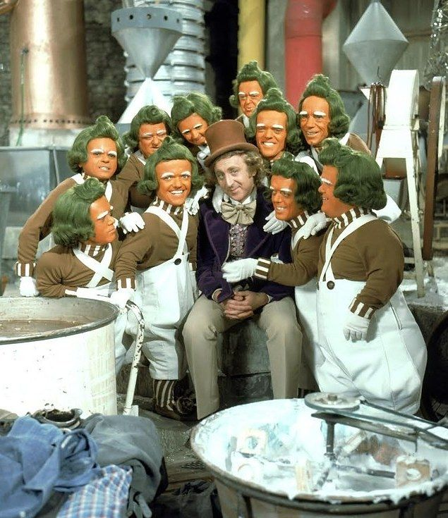 """19 Fascinating Behind-The-Scenes Facts About """"Willy Wonka And The…"""