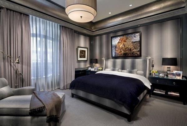 1000+ Ideas About Grey Curtains Bedroom On Pinterest