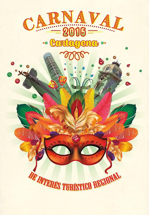 cartel carnaval - Buscar con Google