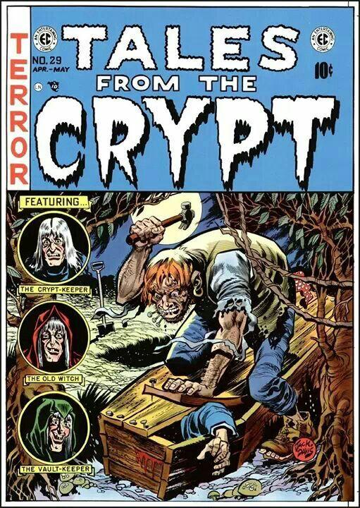 Horror comics rule!