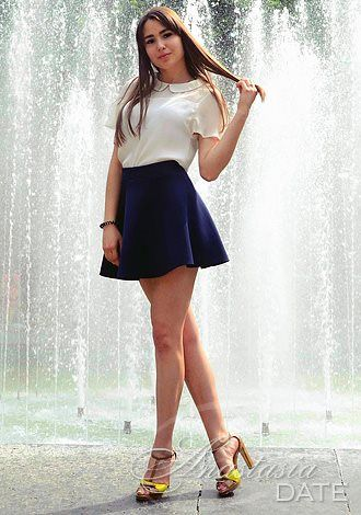 Most gorgeous women: Anna from Kharkov, woman from Ukraine