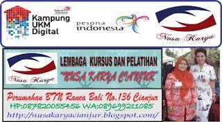Nusa Karya Cianjur: DESA WISATA TERPADU