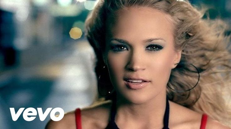 Carrie Underwood - Before He Cheats  good to listen to when you're mad at boys! or just a boy! or love in general!