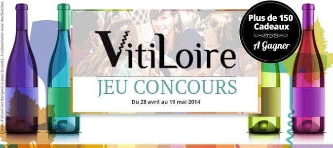 Jeu Concours - Vitiloire