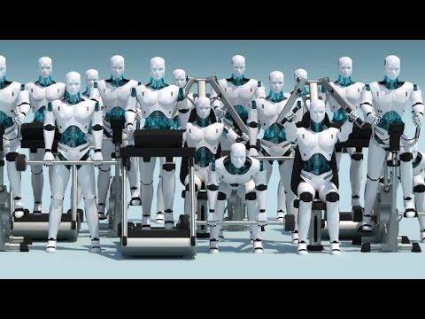 Roboter - Noch Maschine oder schon Mensch [Dokumentation deutsch] - YouTube
