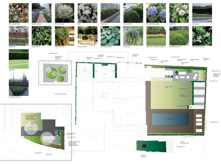 17 migliori idee su progettazione del giardino su for Piccoli piani di progettazione in studio