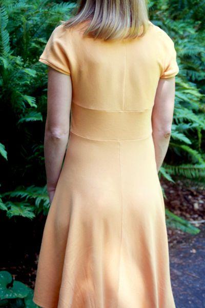 nice fabric orange3