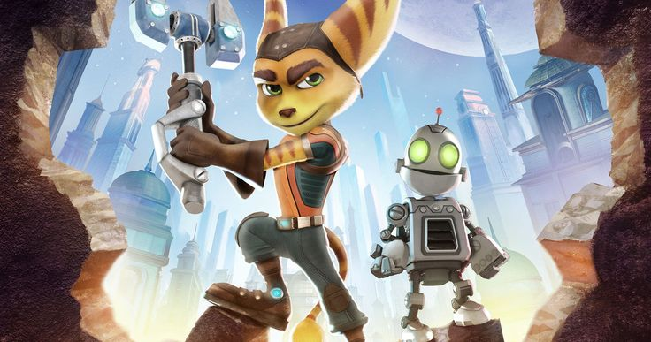 Meet 'Ratchet & Clank' in 2 New Clips from WonderCon -- 'Ratchet & Clank' join forces with the Galactic Rangers in order to save the galaxy in the upcoming video game adaptation. -- http://movieweb.com/ratchet-clank-movie-clips-wonder-con/