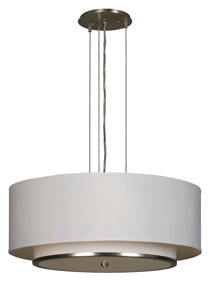 AFX DYP418SNMV Small 24 Inch Diameter Satin Nickel Hanging Pendant Light - AFX-DYP418SNMV  sc 1 st  Pinterest & 49 best Wall u0026 Ceiling Lighting images on Pinterest   Ceiling ... azcodes.com