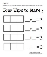 1000+ images about Decompose/compose Numbers on Pinterest ...