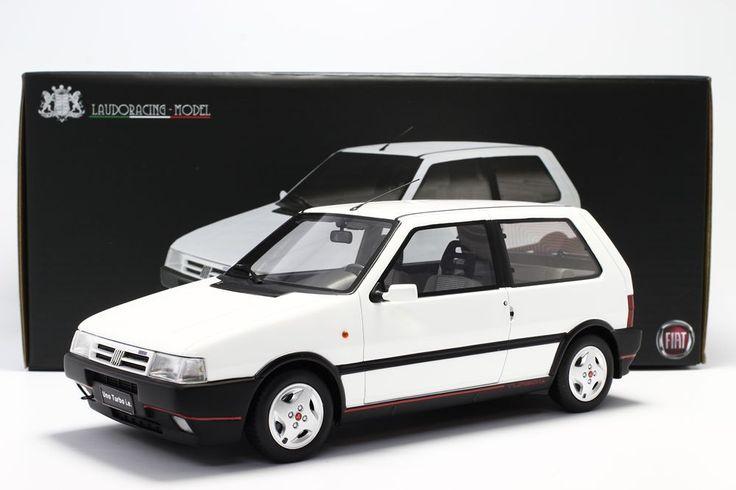 Laudoracing-Models FIAT UNO TURBO 2° SERIE MK2 1990 1:18 LM104A #laudoracingmodels #Fiat