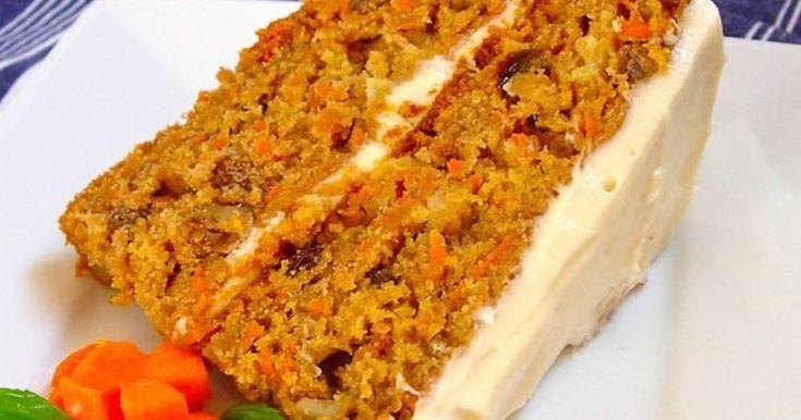 Классный рецепт - Морковный ПП-пирог: низкокалорийный и безумно вкусный! Морковный ПП-пирог: низкокалорийный и безумно вкусный!