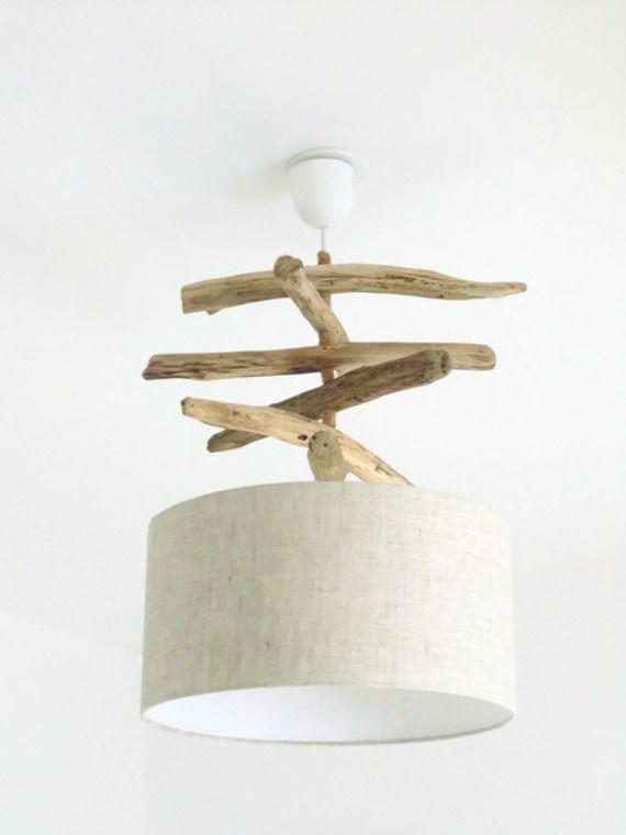 Les 25 meilleures id es concernant lampe bois flott sur for Recherche bois flotte