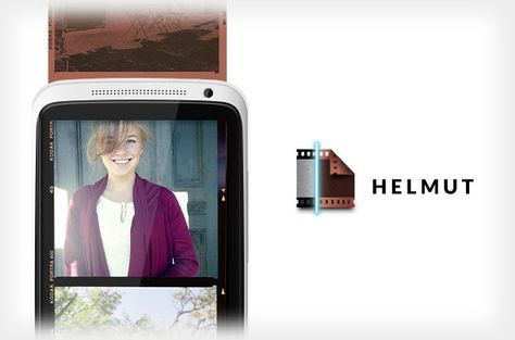Helmut Turns Your Smartphone Into the World's Fastest Film Scanner