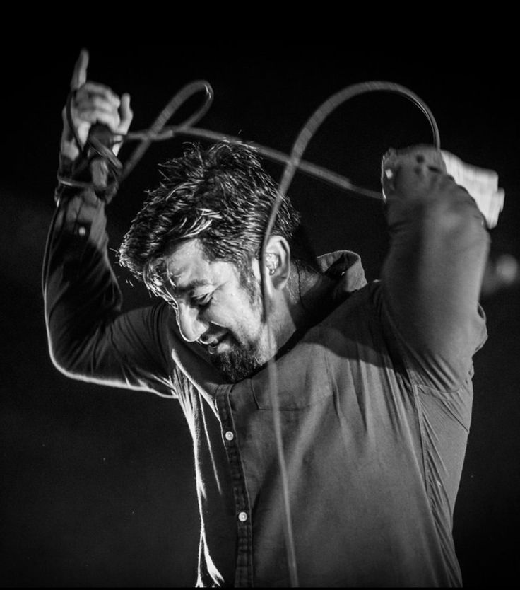 Fuck Yeah Chino Moreno : Photo