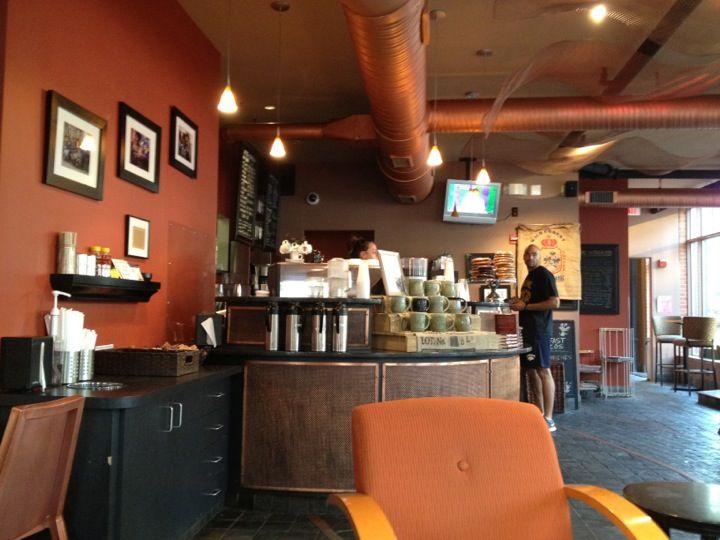 Ebenezers Coffeehouse in Washington DC, D.C.