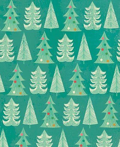 Print Pattern XMAS 2013