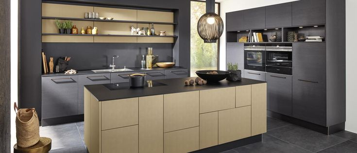 Nolte Kitchens: Stylish Designer Kitchens | nolte-kitchens.com