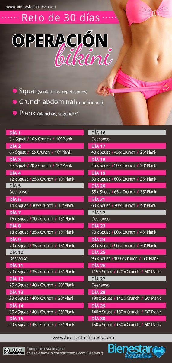 cuerpo bikini en 30 días                                                       …