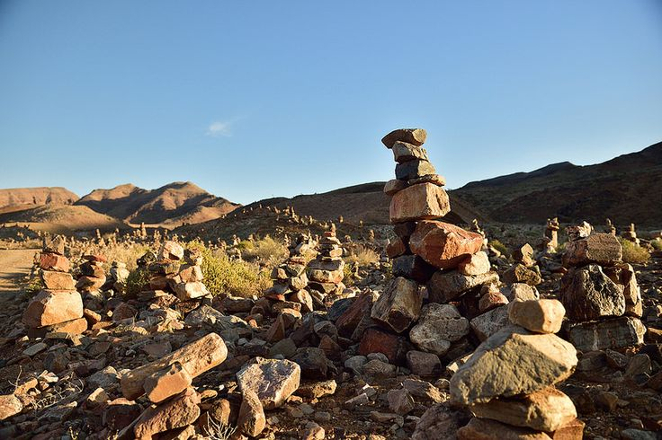 Mountains, Richtersveld, Vioolsdrift, Northern Cape, South Africa | by South African Tourism