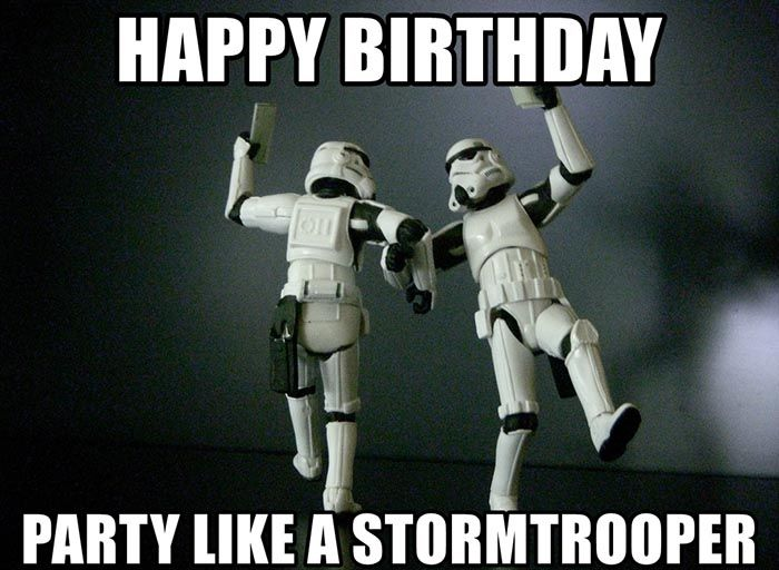 28 Awesome Star Wars Happy Birthday Meme Birthday Meme Star Wars Happy Birthday Happy Birthday Meme Happy Birthday Wishes For A Friend