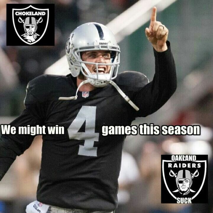 59 Best Images About Raiders Suck On Pinterest Football