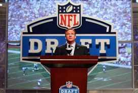 Interesting article on the evolution of the #NFL Draft