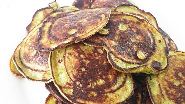Recept courgette pannenkoeken, gezond, glutenvrij en suikervrij   Miss Craftsy