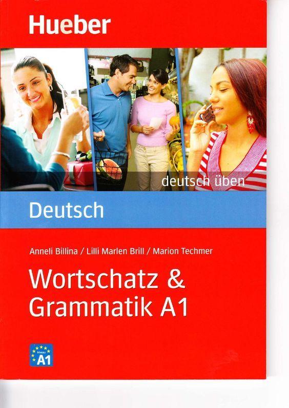Deutsch üben wortschatz & grammatik a1 DEUTSCHLEHRERN Das, Lernen, Einer, Deutschen Ausbildung Download-Bücher Fotos Text