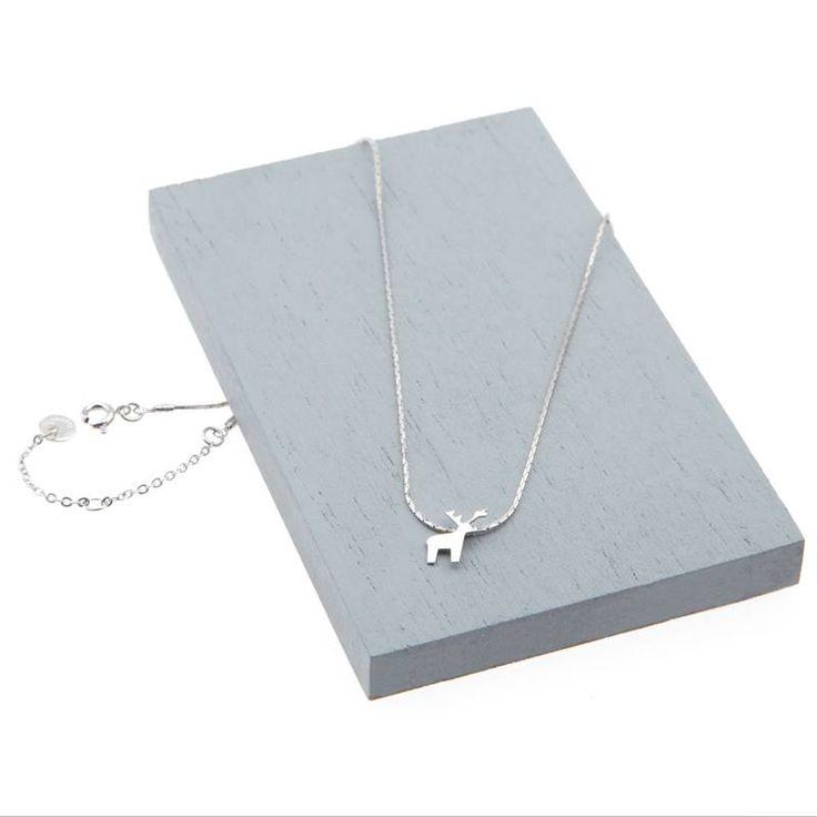 Jelení šperky - Půvabka Stříbrná
