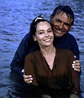 Cary Grant and Leslie Caron in Father Goose (1964)