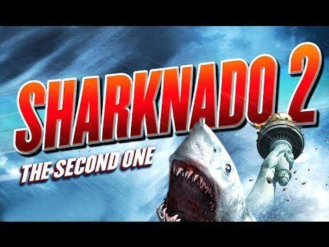 Sharknado 2: The Second One - Trailer (HD) - http://www.dravenstales.ch/sharknado-2-the-second-one-trailer-hd/