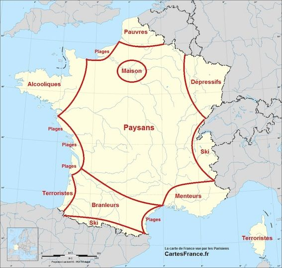 La France vue par les Français