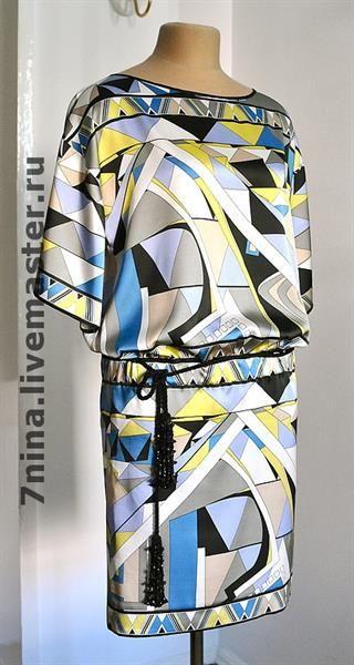 Купить натуральный шелк атлас на платье