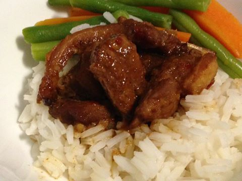 Succulent Sticky Chinese Pork Belly that will melt in your mouth and win your heart.
