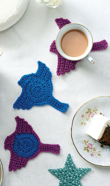210 mejores imágenes de Todo para la cocina en Crochet en Pinterest ...