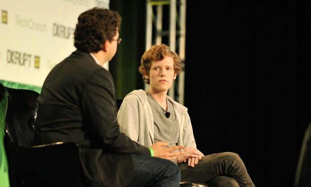 When Christopher Poole founded messaging board 4chan 11.5 years ago, he was just a 15-year-old kid. | #4chan #messaging #internet