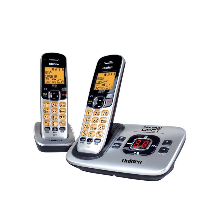 Buy Electrical Appliances such as Uniden Premium DECT Digital Cordless Phone - DECT31351 at exciting prices