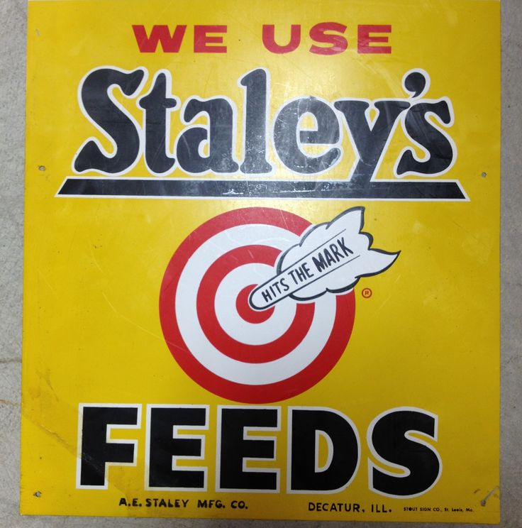 A.E. Staley Feeds; Decatur Illinois