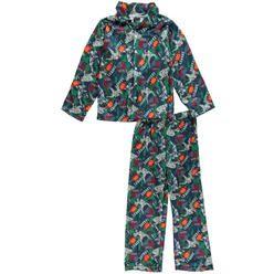 "American Hero Big Boys' ""National Basketball"" 2-Piece Pajamas (Sizes 8 - 20)"