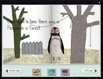 Free Technology for Teachers: Picture Book Maker - Create Children's Stories