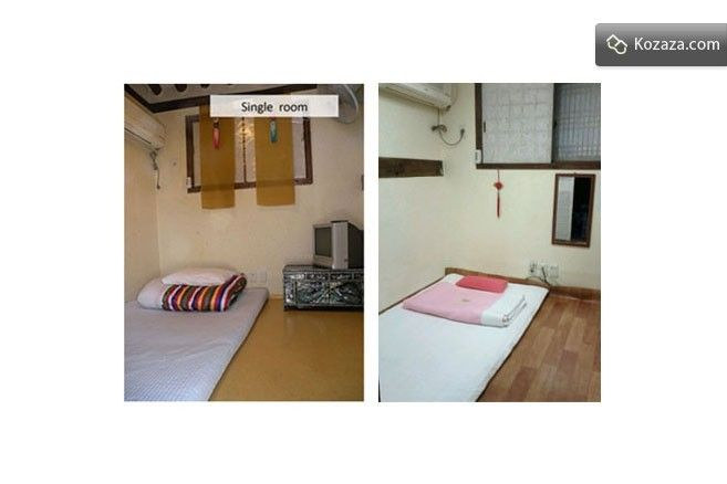 Bukchon Guesthouse 1- Single B room