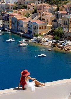 Symi , Greece