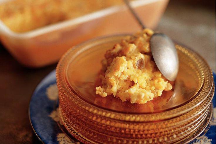 Gebakken rijstpudding met saffraan - Recept - Allerhande