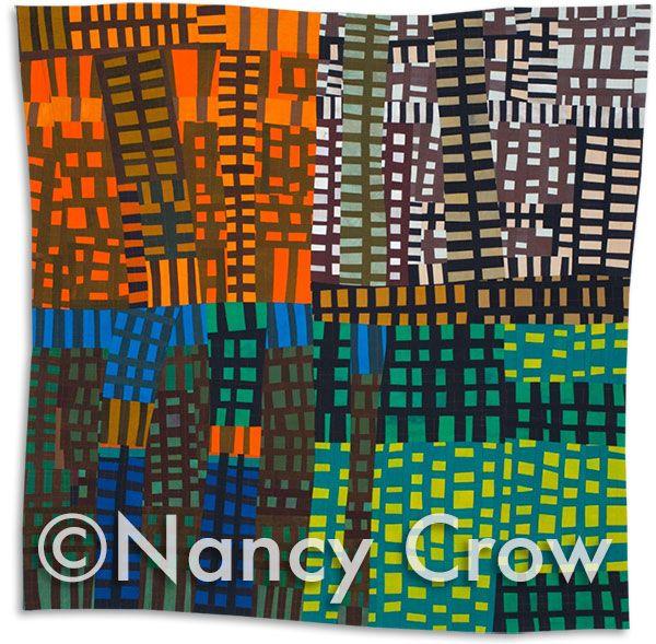 Nancy Crow quilt