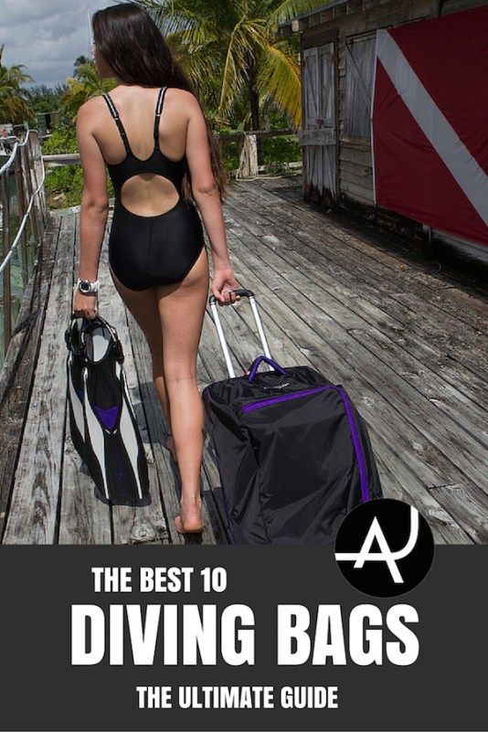 Top 10 Best Dive Bags For Travel in 2017 – Scuba Diving Gear and Equipment Posts – Dive Products and Accessories