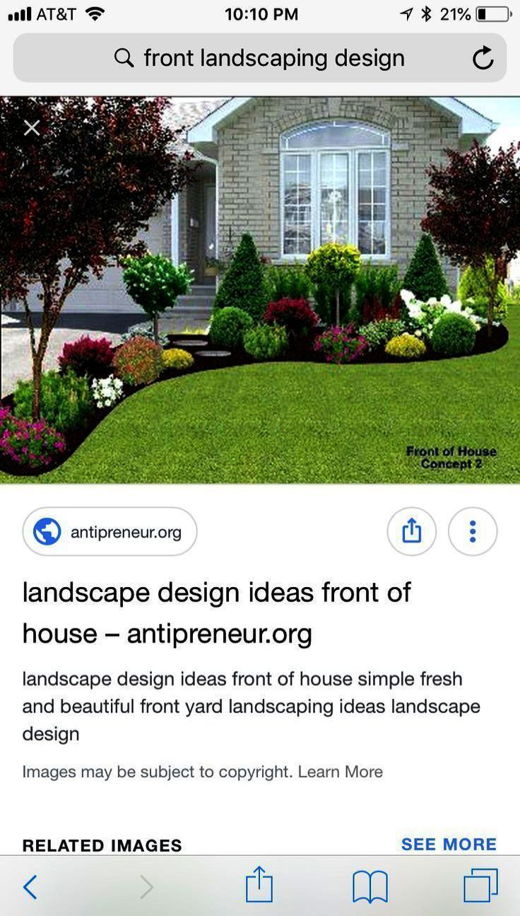 Landscape Gardening Near Me Via Modern Front Yard Landscaping