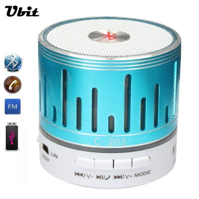 Ubit Bluetooth Speaker