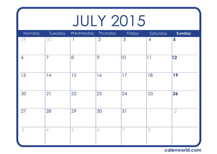 july 4th 2015 holiday