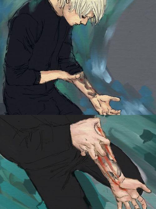 Oh Draco, poor poor Draco